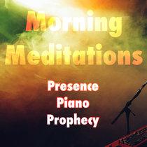July 2020 Morning Meditations Album cover art