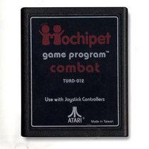 Combat cover art