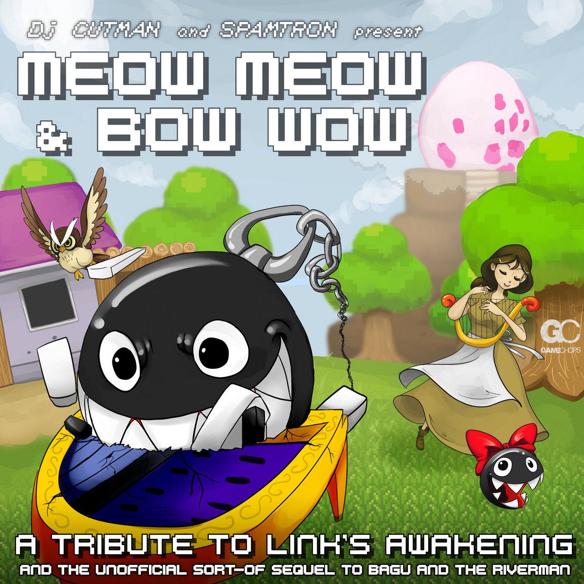 MeowMeow & BowWow | GameChops