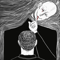 The Glaring Man cover art