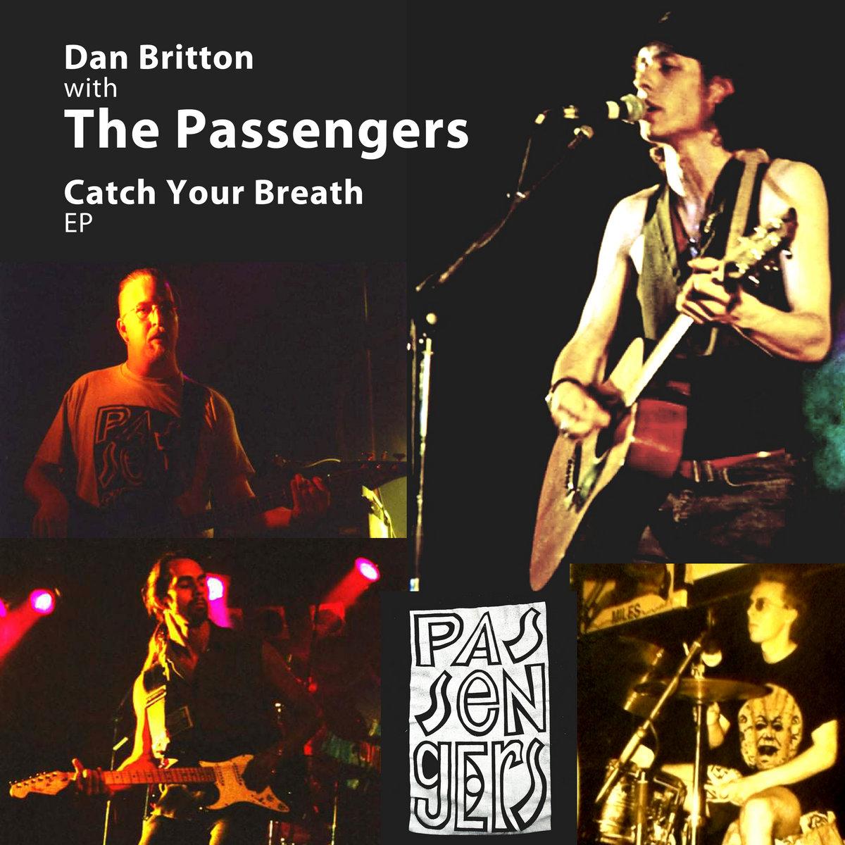 Dan Britton - Passengers EP