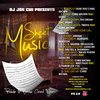 DJ Jon Cue Presents... Sheet Music *Prelude To Behind Closed Doors* Cover Art