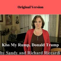 Kiss My Rump, Donald Trump (Original Version) cover art