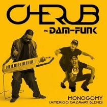 Cherub & Dâm-Funk - Monogamy (Amerigo Gazaway Blend) cover art