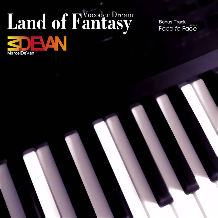 Marcel de Van - Land of Fantasy (Maxi)