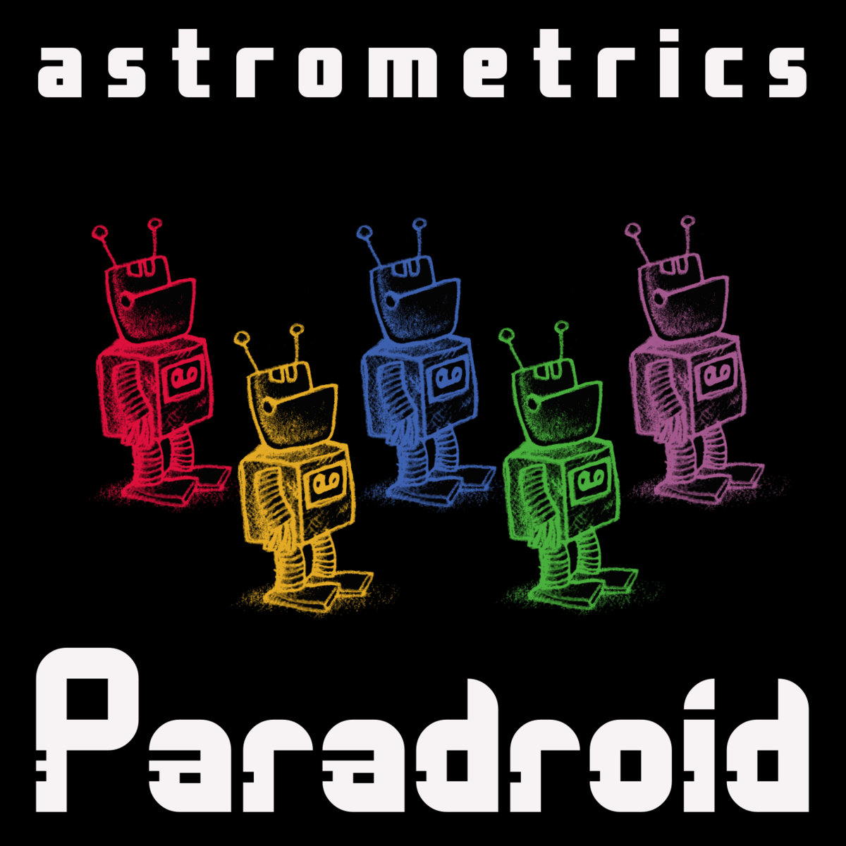 Astrometrics – Paradroid