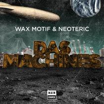 Das Machines (MCR-008) cover art