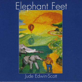 Elephant Feet by Jude Edwin-Scott