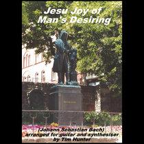 Jesu Joy of Man's Desiring - Bach (arranged by Tim Hunter) cover art