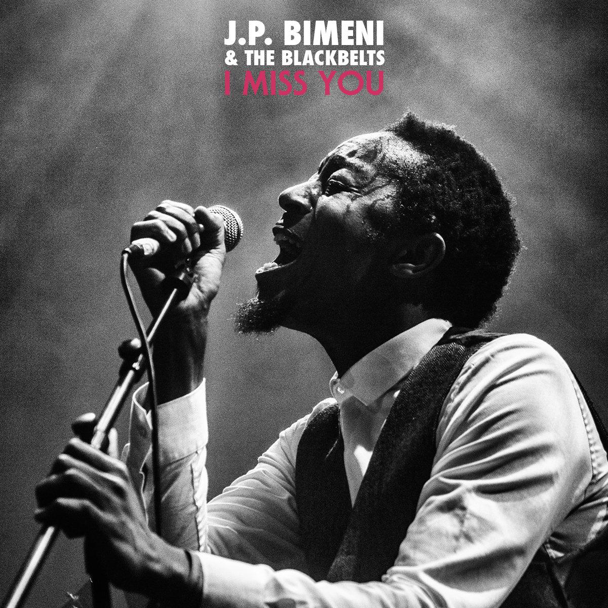I Miss You (Radio Edit) | J P  Bimeni