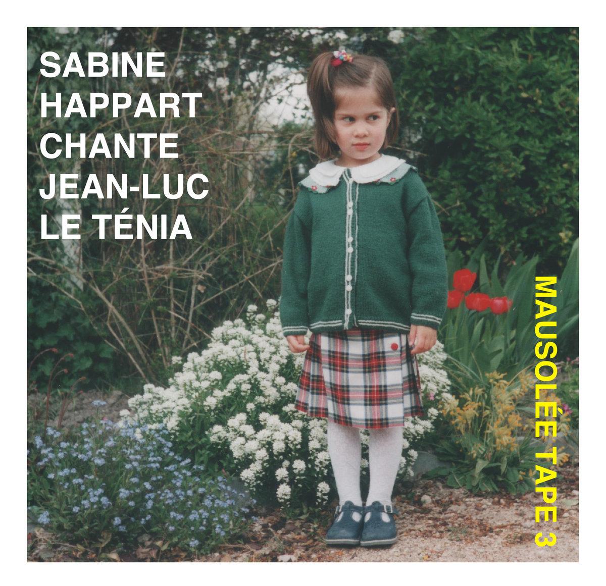 """Résultat de recherche d'images pour """"SABINE HAPPART MAUSOLEE TAPE 3 CD"""""""