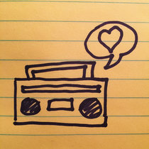 Like A Radio Loves A Song cover art