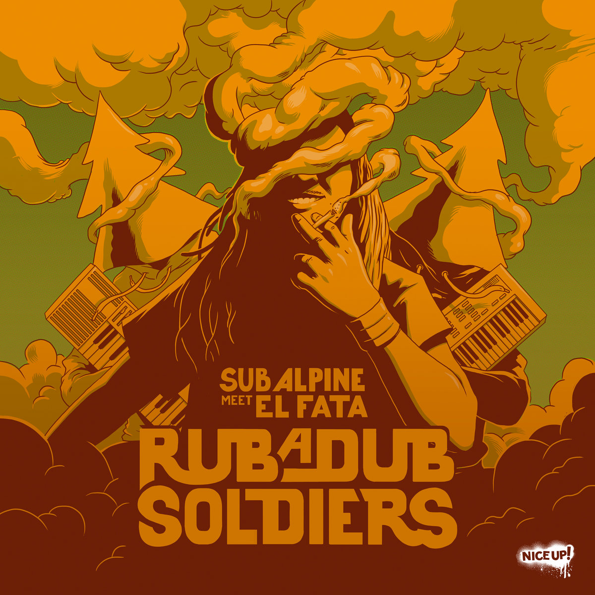 Rub A Dub Soldiers | NICE UP! Records