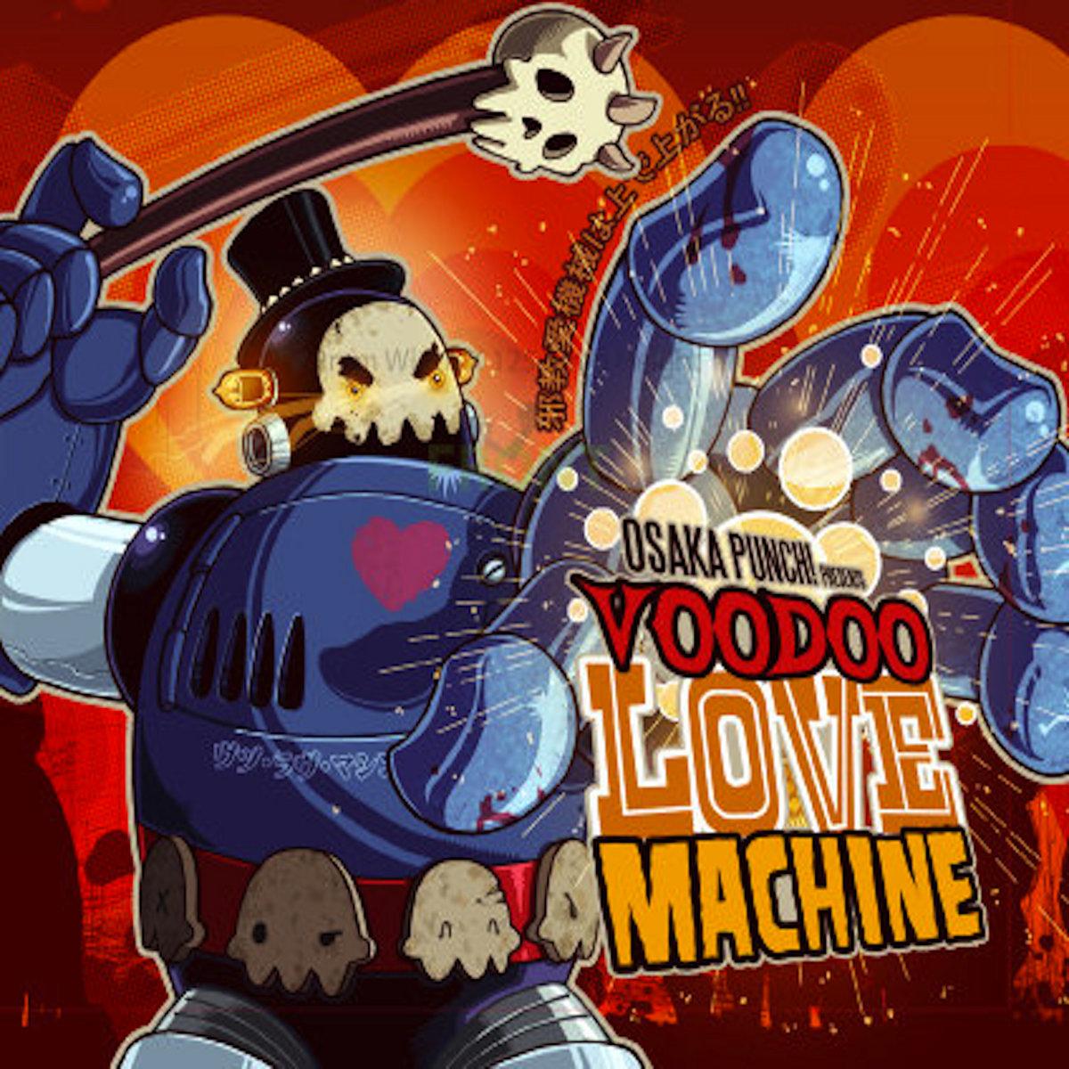 Voodoo Love Machine Osaka Punch Bird S Robe Records