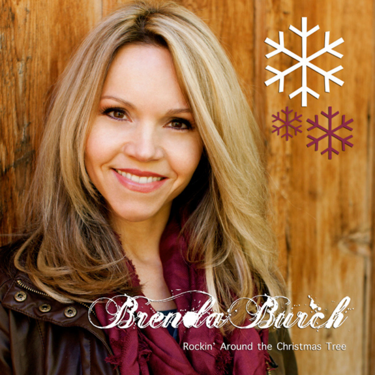 Rockin' Around the Christmas Tree by Brenda Burch