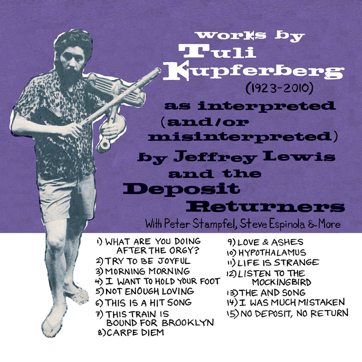 Tuli Kupferberg ed sanders