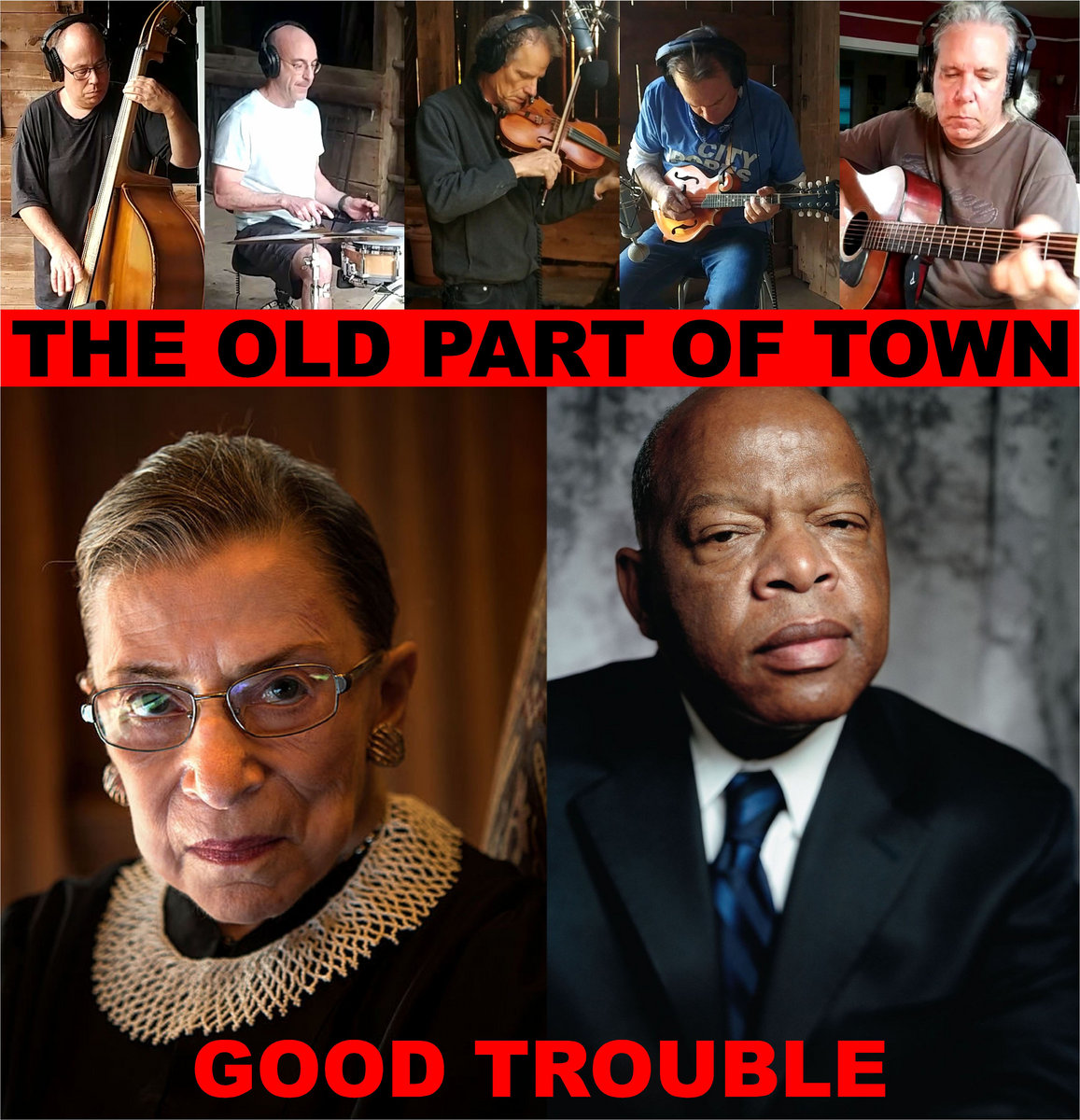 Good Trouble by The Old Part of Town