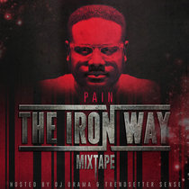 T Pain - The Iron Way cover art