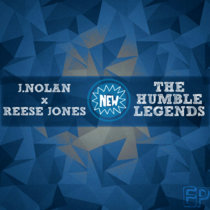 The Humble Legends EP cover art
