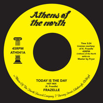 Frazelle - Today Is The Day cover art