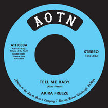 Tell me Baby cover art
