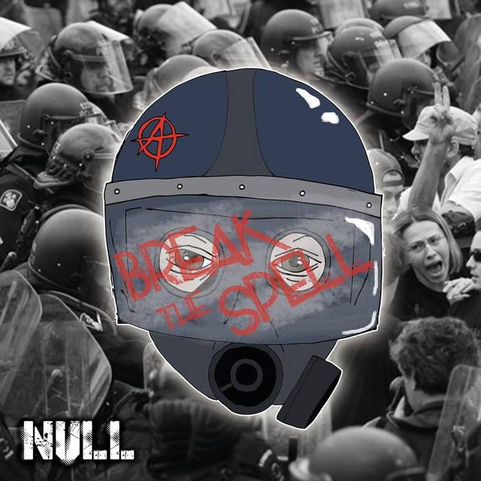 Break The Spell cover art
