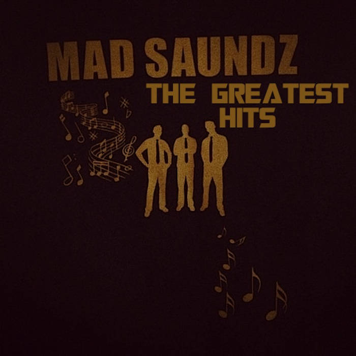 Hit the Record Button LP   Mad Saundz