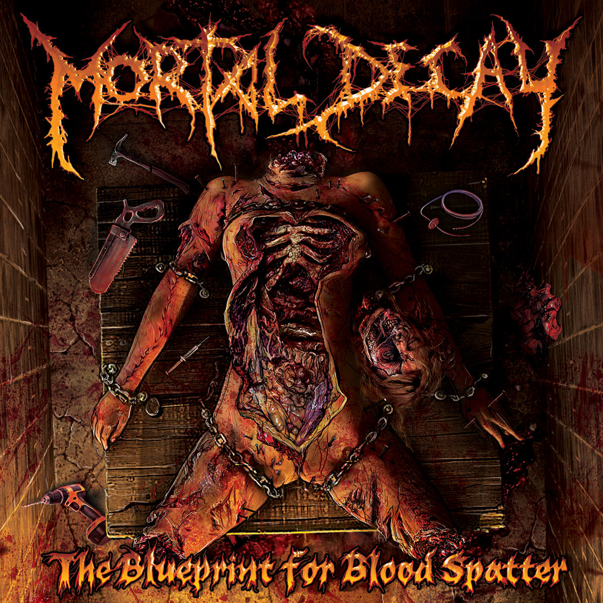 The blueprint for blood spatter metalhit the blueprint for blood spatter malvernweather Gallery