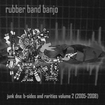 Rubber Band Banjo - Junk DNA: B-Sides and Rarities Volume 2 (2005-2008) cover art