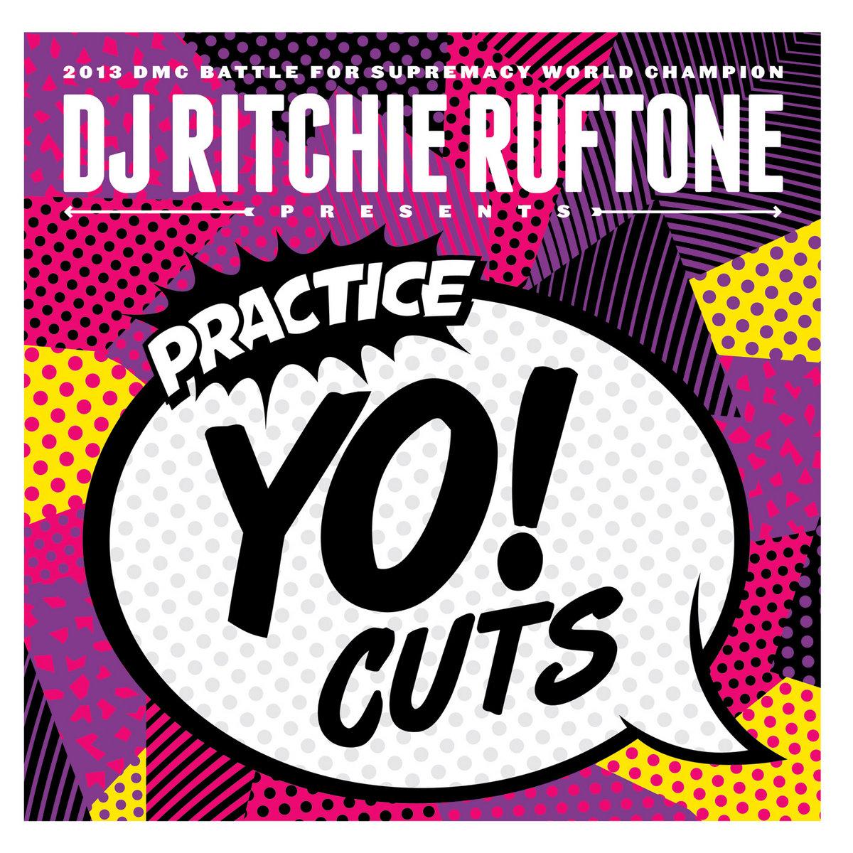 Practice Yo Cuts Vol 1 Side A 100 BPM non-skip scratch loops