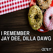 I Remember Jay Dee, Dilla Dawg cover art