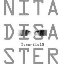Nita Disaster EP cover art