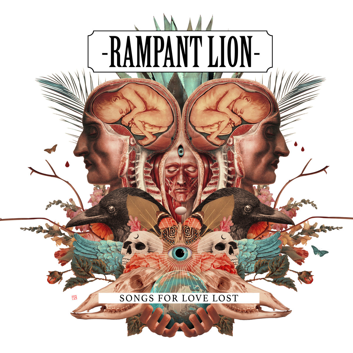 Songs For Love Lost | Rampant Lion