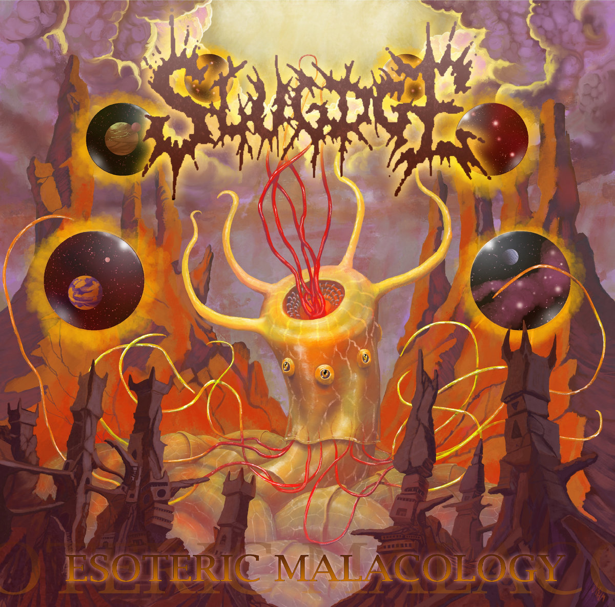 Crop Killer from Esoteric Malacology by Slugdge