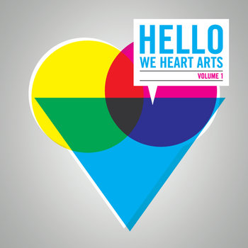 Hello, We Heart Arts Volume 1