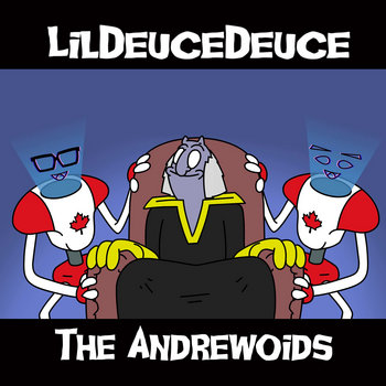 The Andrewoids by LilDeuceDeuce