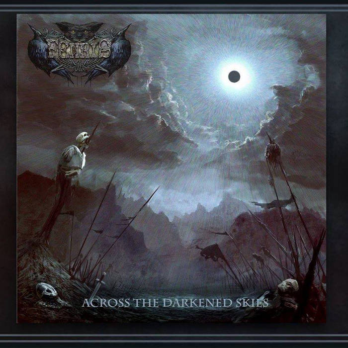 Across the Darkened Skies cover art