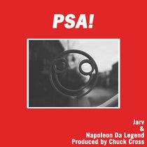 PSA! ft. Jarv cover art