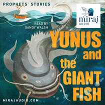 Yunus and the Giant Fish (7+) cover art