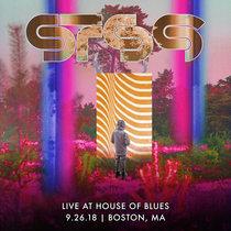 2018.09.26 :: House Of Blues :: Boston, MA cover art