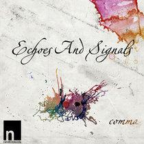 Comma cover art