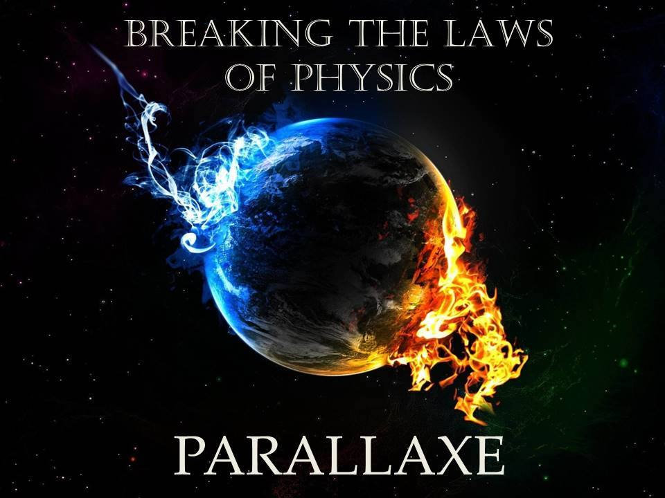 Burning Planet of Ice | Parallaxe