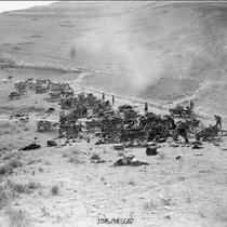 Battle at Megiddo cover art