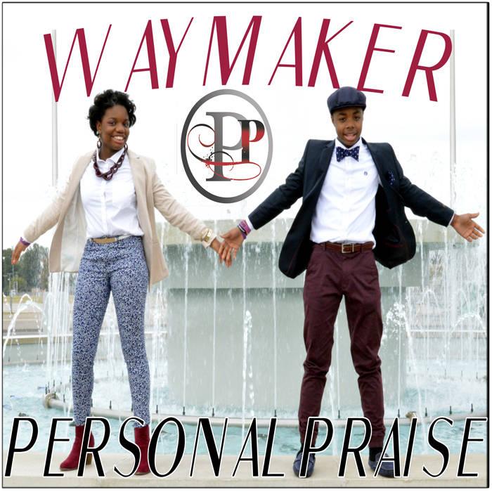 WayMaker cover art