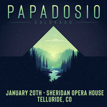 1.20.19 | Sheridan Opera House | Telluride, CO cover art
