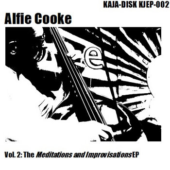 Alfie Cooke - Vol 1: The Iron Fingers EP