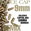 Capital Bra ft. Samra, Kalazh44, Brudio30 - 9MM (DJ ICECAP Remix)