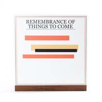 Remembrance Of Things To Come cover art