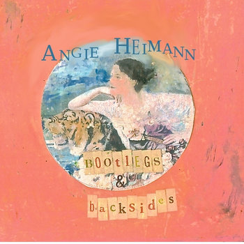 bootlegs and backsides by Angie Heimann