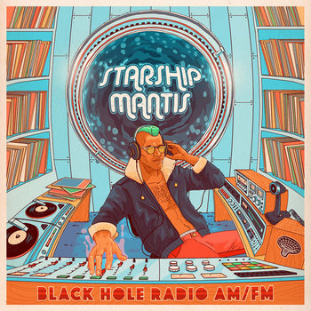 Black Hole Radio AM/FM by Starship Mantis